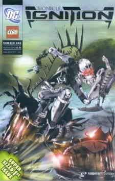 Bionicle: Ignition #1 VF/NM ; DC comic ()
