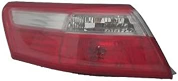 TYC 11-6183-00-1 Toyota Camry Replacement Tail Lamp