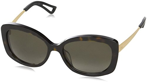 Christian Dior Women's Sunglasses Extase 2S 56mm Ivory Ose Gold - Dior Sun