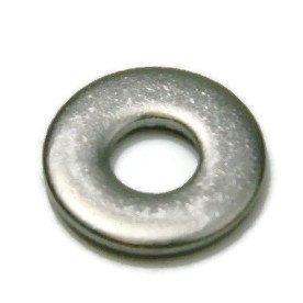 Stainless Steel Pop Rivet Washers #5 (5/32'') Diameter Rivet Back Up/Backing Washers (100)