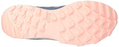 Steel Rise Grey Fabela Raw Orange Clear Shoe adidas Women's Volleyball WPEwRcnzYq