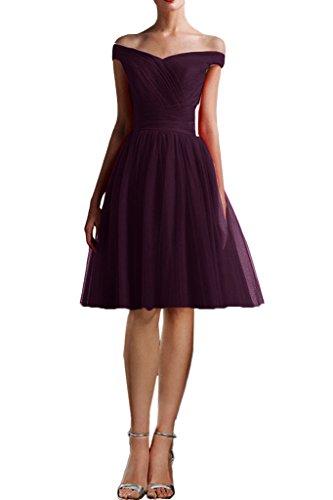 Festkleid A Liebling Damen Ivydressing Brautjungfernkleid E Kurz Linie Kurz Abendkleid Promkleid qY6OERW