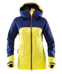 Lavancher Jacke Jacket Bergsportjacke Freeride Damen TKc31JlF
