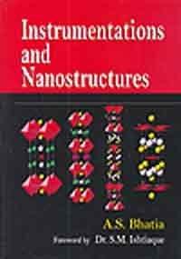 Download Instrumentations and Nanostructures pdf epub