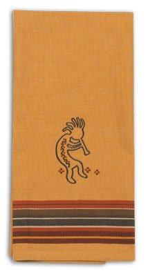 Kay Dee Designs Embroidered Sedona Kokopelli Tea Towel Part 91