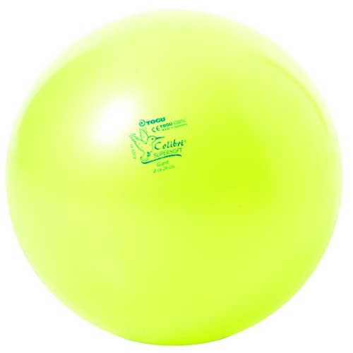 Togu Colibri géant Super Soft-ballon Jaune
