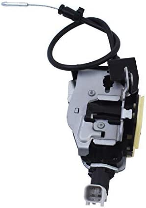 Genuine Land Rover LR017470 Tailgate Latch Replacement Kit for LR3 and LR4