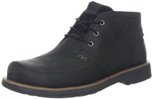 Merrell Realm Chukka Boot - Men's Black, 9.0