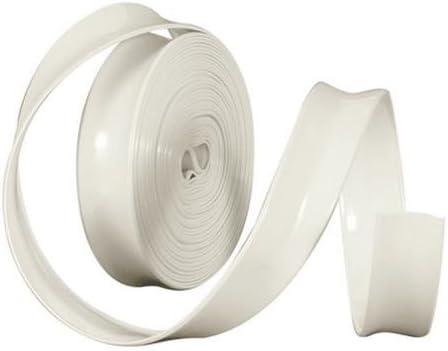 Amazon Com Camco 25202 Vinyl Trim Insert 1 X 100 White Quantity 5 Automotive