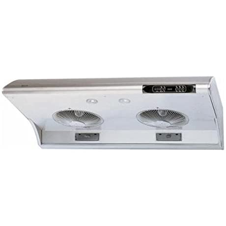 Zephyr AK2136AB Power 36 Black Under Cabinet Range Hood