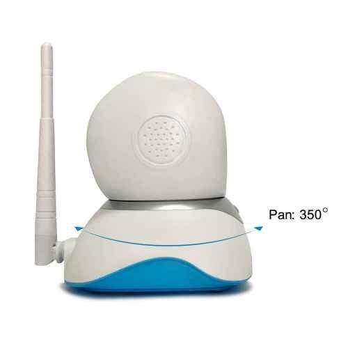 Cámara IP Full HD,detecta movimiento-sonido,IR Control Remoto,Cámara de Seguridad HD,Todas funciones por APP,para Seguridad,Soporta visionado remote ...