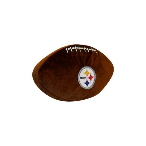 Officially Licensed NFL Pittsburgh Steelers 3D Sports Pillow Pittsburgh Steelers Pillow