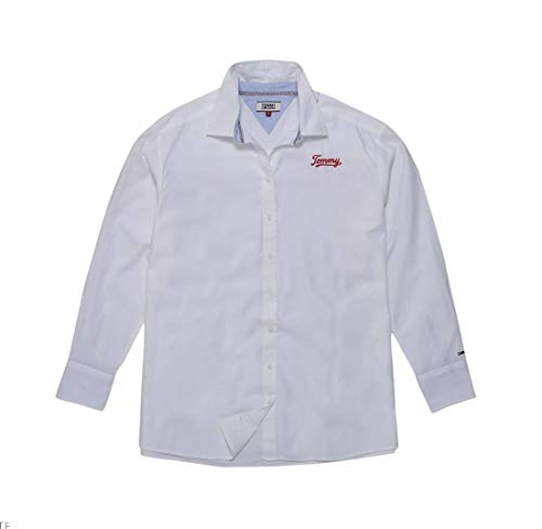 Jeans Jeans Tommy Camisa Detail Tommy Blanco Blanco Detail Tommy Camisa q6q7YwIA