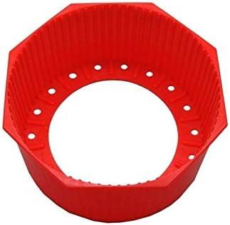 Trident Plastic Hexagon 7.25 inch Tank Boot