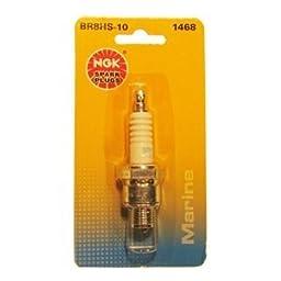 NGK Br8hs-10 SPK Plug (Pack of 6)
