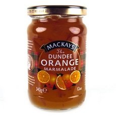 Mackay's The Dundee Orange Marmalade (6x12oz)