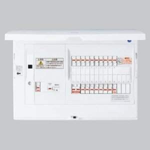 パナソニック エコキュート電気温水器IH対応 住宅分電盤 LAN通信型 ブレーカ容量30A リミッタースペース無 主幹容量50A 《スマートコスモ》 BHH85103T3 B071Z9ZK32