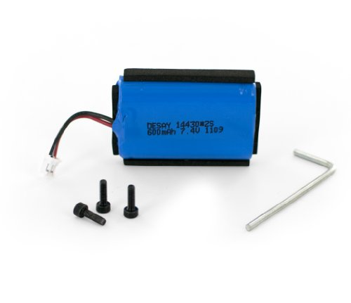 SportDOG Brand Transmitter Battery Kit for SD-2525