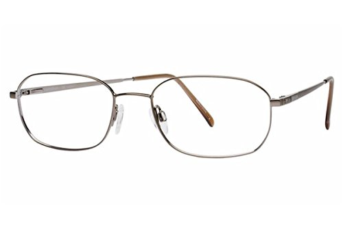 Aristar By Charmant Eyeglasses AR6767 AR/6767 535 Brown Optical Frame 50mm