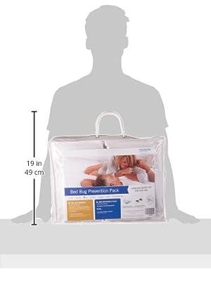 Leggett & Platt Home Textiles Bed Bug Prevention Pack Bundle for Mattresses