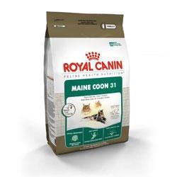Royal Canin Feline Health Nutrition Maine Coon 31 Formula Dry Cat Food, My Pet Supplies