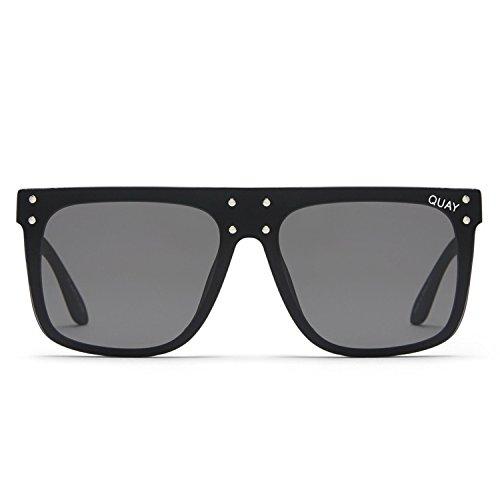 Quay Australia HIDDEN HILLS Women's Sunglasses Oversized Shield - - Quay Sunglasses Kylie