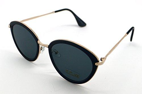 W7031 Lagofree Hombre de Sol Mujer Gafas Espejo Sunglasses vA80nw
