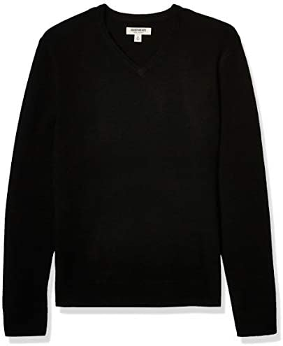 Goodthreads Lambswool V-Neck Sweater Uomo Marchio