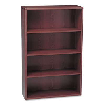 10700 Series Wood Bookcase, Four Shelf,  - 10700 Series Laminate Wood Furniture Shopping Results