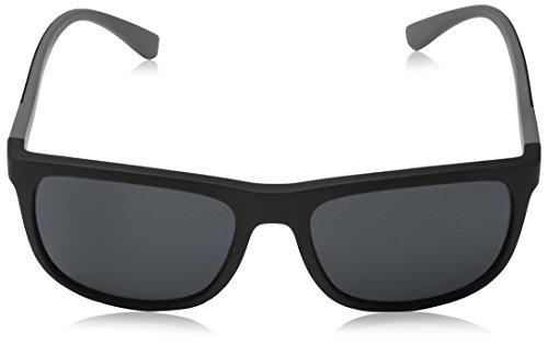 Black Matte Emporio 504287 EA4079 Armani Sonnenbrille BOUnnwIvzx