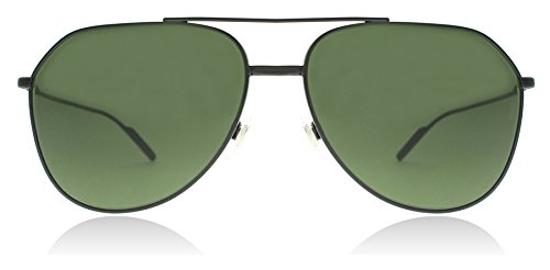 Dolce & Gabbana Men's Metal Man Aviator Sunglasses, Black, 61 - Gabbana Designer Dolce Sunglasses