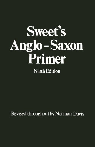 Sweet's Anglo-Saxon Primer