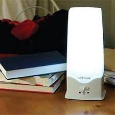 VERILUX HappyLight 6000 Energy Lamp Natural Light Therapy