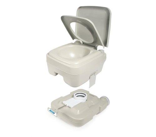Camco 41531 2.6 Gallon 2.6GAL Port Toilet