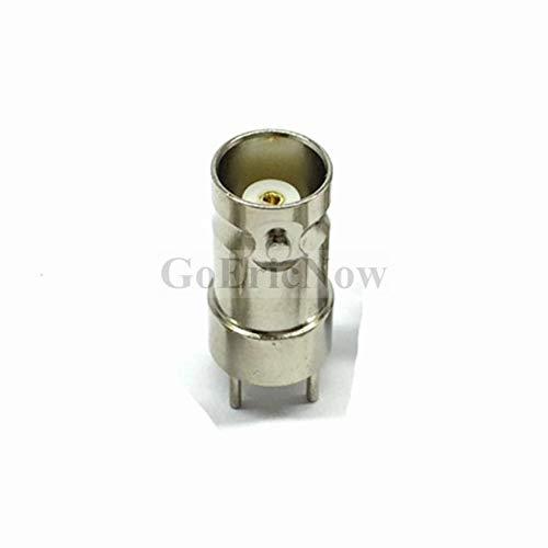 Gimax 10 pcs RF Coaxial BNC Q9 17mm/23mm/24mm/28.8mm Female Socket Connector Adapter Circuit board signal plug - (Color: 28.8mm)