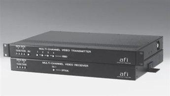 AMERICAN FIBERTEK MTX8485C 4CH VIDEO MUX DATA TX by AMERICAN FIBERTEK