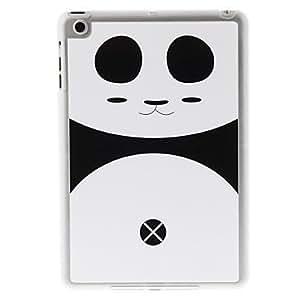 Lovely Panda Pattern PC Hard Case for iPad mini/iPad mini2 by ruishername