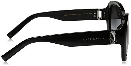 111 Jacobs Noir Sf dark Sonnenbrille marc black Grey s Marc atwpqw