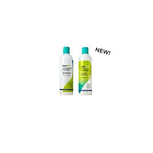 DevaCurl OneCondition No Poo Decadence Cleanser product image