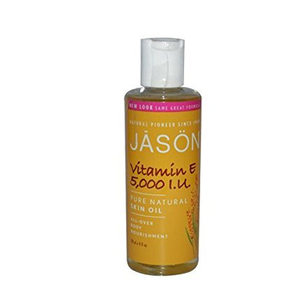 Jason Vitamin E Pure Natural Skin Oil 5000 IU 4 fl oz