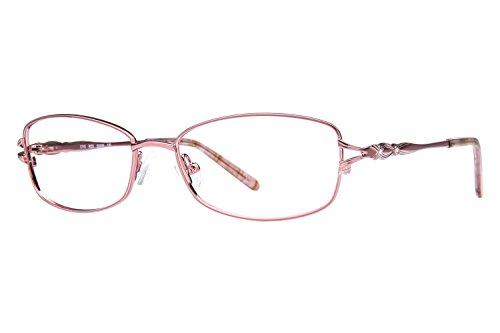 Eyeglasses Frame Rose - Caravaggio C116 Women's Eyeglass Frames - Rose