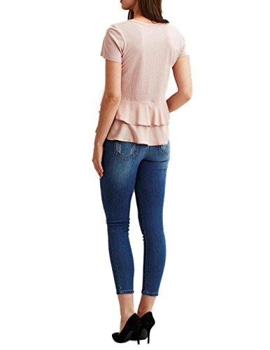 pour Vila Bleu 7 Vijulas Jeans RW Femme Blue Jeans 8 qqdC0r