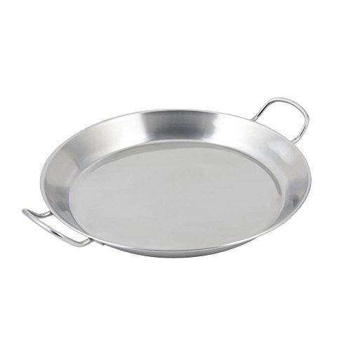 Bon Chef 61249 Stainless Steel Paella Induction Bottom Spani