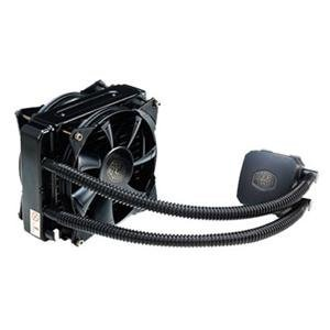Cooler Master Nepton 140XL – Push-Pull CPU Liquid Water Cooling System with 140mm Radiator by Cooler Master