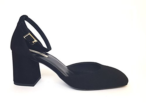 Femme Pour Sandales Blu Noir Tosca wBtgxRqH