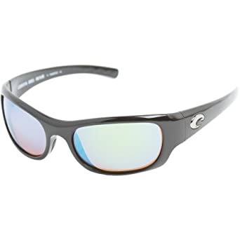 159685c6709d4 Image Unavailable. Image not available for. Color  Riomar Polarized  Sunglasses - Costa 400 Glass Lens Black ...