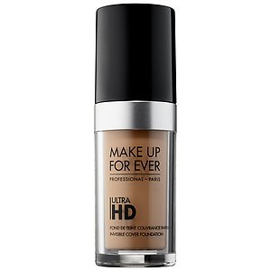MAKE UP FOR EVER Ultra HD Invisible Cover Foundation (Y315#Sand)