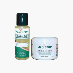 All Stop Ringworm Pack :: Anti-Fungal Ringworm Treatment Kit