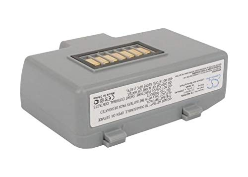 VINTRONS, Zebra AT16004-1, H16004-LI Replacement Battery for Zebra QL220, QL220+, QL320, QL320+,
