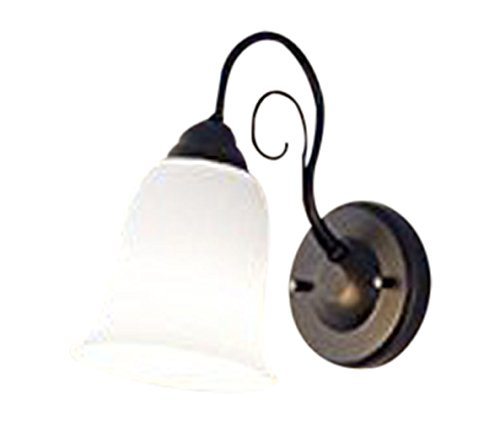 パナソニック(Panasonic) LEDブラケット(電球色)ブラックレザーサテン仕上 LGB81645 B00VTARW0G 16809